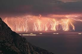 cool lightening strikes